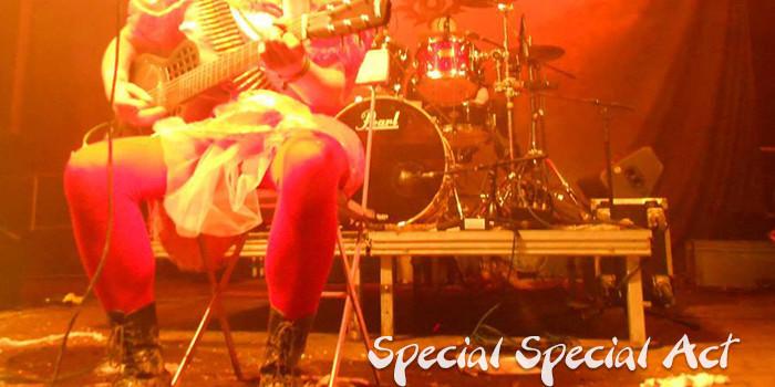 Musikvorstellung: Special Special Act