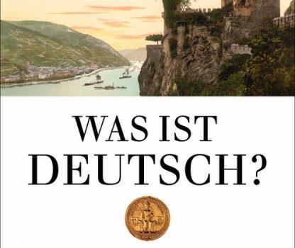 Dieter Borchmeyer liest am 6. April im Alten Rathaus Buchen